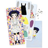 of unusual kind olive paper doll kit, unique toys and stationery for kids at kodomo boston