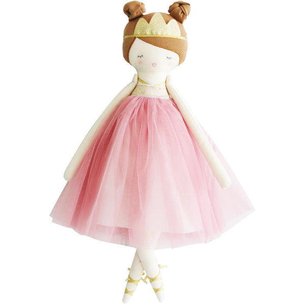 alimrose pandora princess doll blush, soft dolls and kids toys free shipping kodomo boston