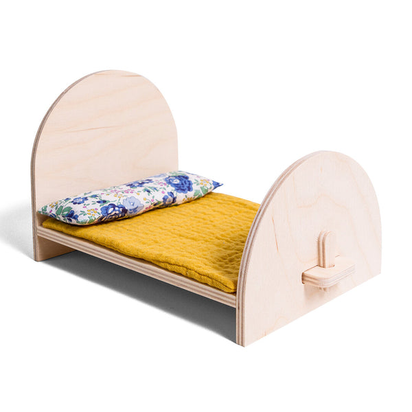 maquette kids doll house bed