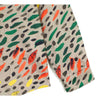 wolf & rita roberto winter grass shirt, bright fun colorful pattern top for boys kids, kodomo boston fast free shipping