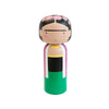 sketch.inc frida kokeshi doll - kodomo boston. free shipping