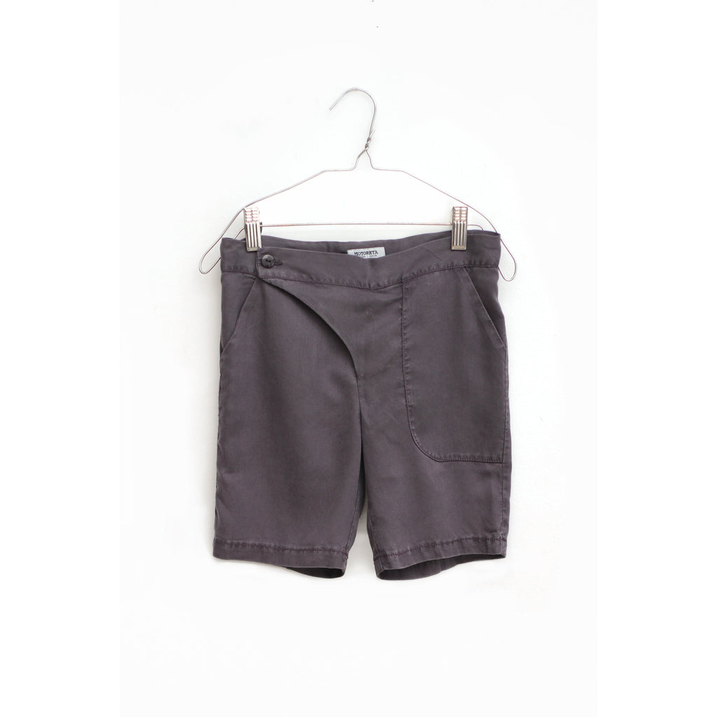 motoreta pocket pants dark grey - kodomo