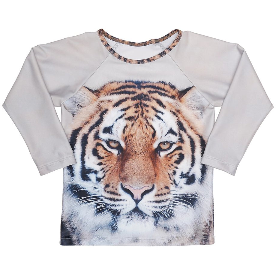 popupshop tiger rash guard - kodomo