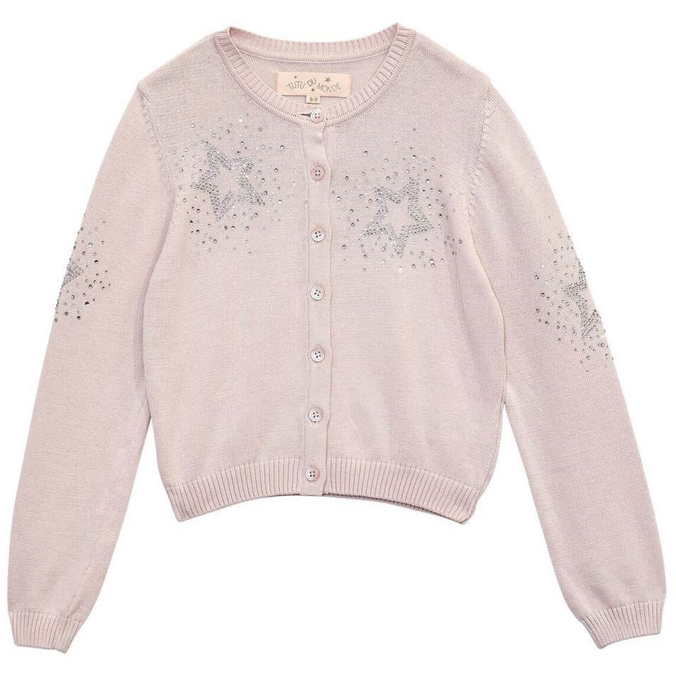 tutu du monde galaxy cardigan ballet slipper - kodomo boston, fast shipping, girls cardigans