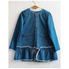 wolf & rita valentina denim jacket - kodomo boston