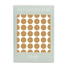 ferm living mini dots copper decal - kodomo boston