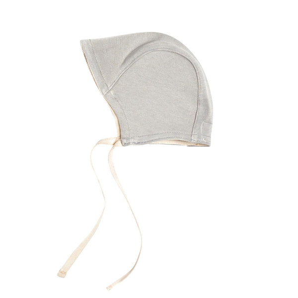 bacabuche bonnet grey flint - kodomo hats - children's clothing in boston, bacabuche - bobo choses, atsuyo et akiko, belle enfant, mamma couture, moi, my little cozmo, nico nico
