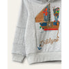 oilily hero sweatshirt  grey