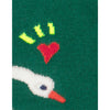 oilily memighty knee socks swan