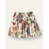 oilily sirene skirt white