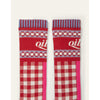 oilily marken knee socks red