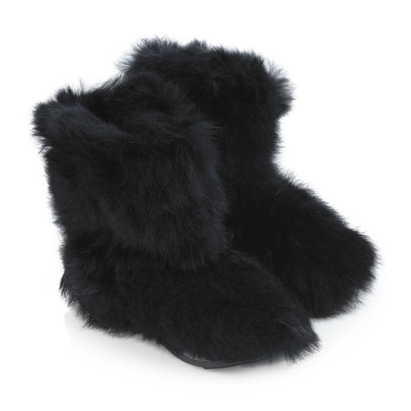 akid poppy black fur