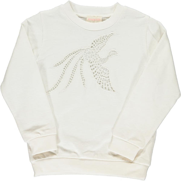 simple kids bird sweatshirt milk, free shipping kokomo boston