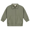 gray label collar jacket moss - kodomo boston, fast shipping, new arrivals, boys and girls jackets