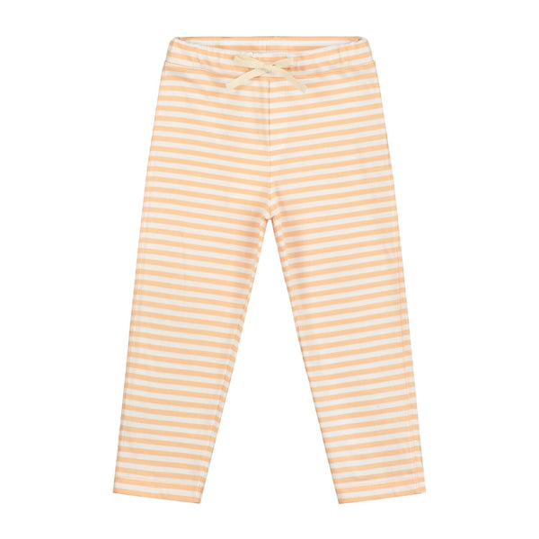 gray label new spring summer kids & baby collection relaxed jersey pants in pop/white stripe - free fast shipping on all orders over $99 from kodomo