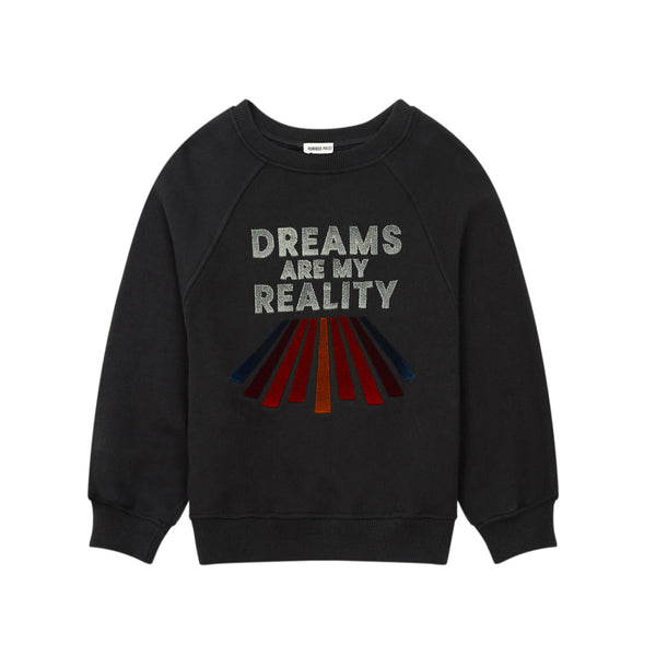 hundred pieces dreams sweatshirt licorice, new fall winter kids collections at kodomo boston free shipping