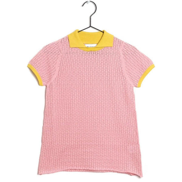 wolf & rita pale pink sara top - free fast shipping on all orders over $99 from kodomo