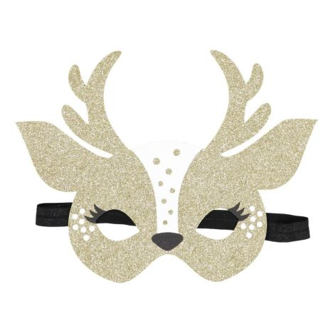 obi obi fawn mask - kodomo boston. free shipping.
