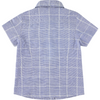 morley hank hiro gingham boys shirt