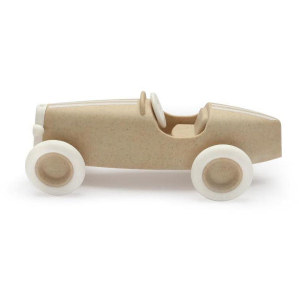 ooh noo grand prix racing car light brown, children's toy vehicles