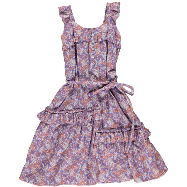 simple kids hanoi dress, free shipping kodomo boston