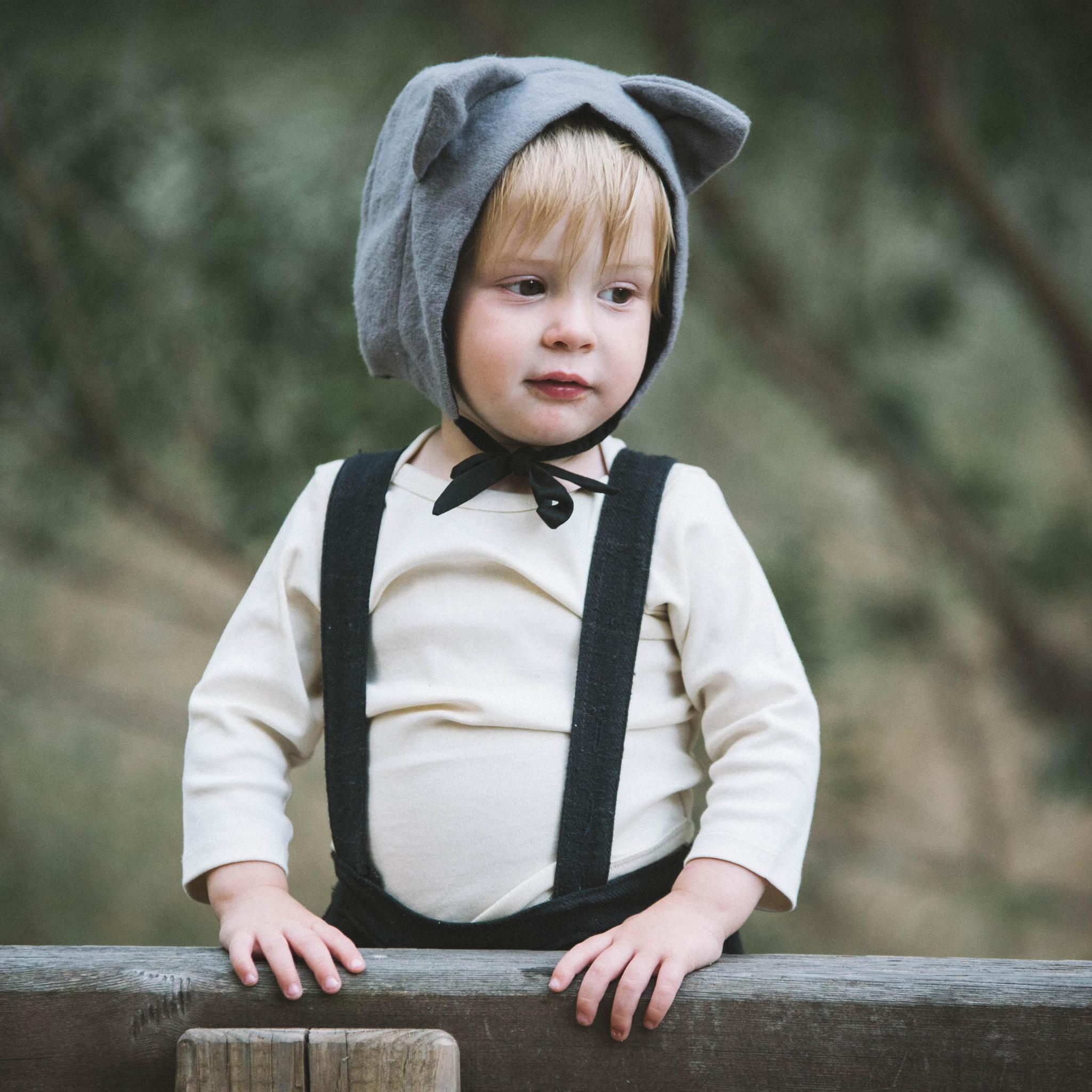 4a2b2ba8f1b7aa ... elliefunday organic flannel cat hat - kodomo baby accessories -  children's clothing in boston, elliefunday