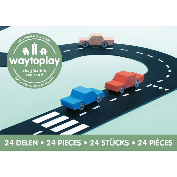 waytoplay toys highway, inspire imaginative play in children, free shipping kodomo boston