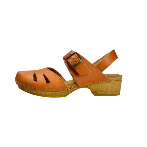 lmdi collection pedraza leather clogs, free shipping kodomo boston