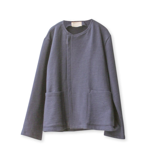 boy+girl kyoto jacket blue - kodomo