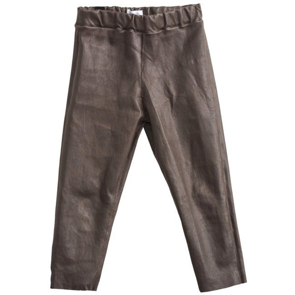 belle enfant leather leggings - kodomo boston, fast shipping