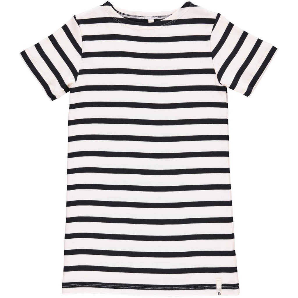 popupshop maritime short sleeve dress - kodomo