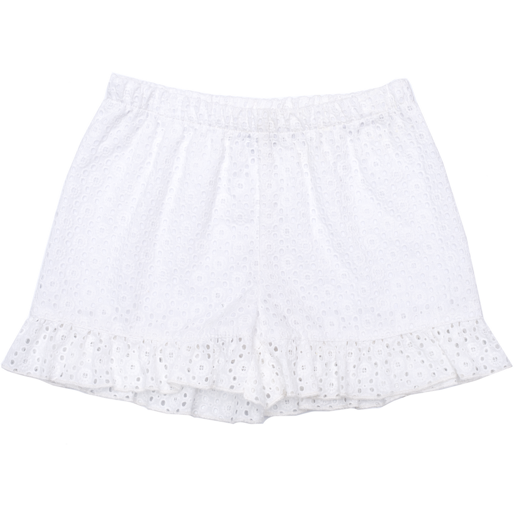 paade mode new spring summer girls collection sophia shorts in white - free fast shipping on all orders over $99 from kodomo