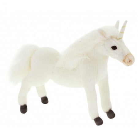 hansa unicorn sparkle white - kodomo boston, fast shipping