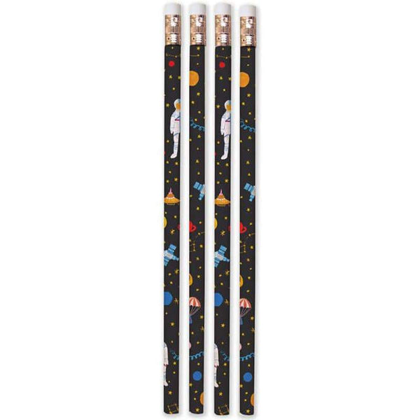 mr. boddington's space pencils, children's stationary supplies