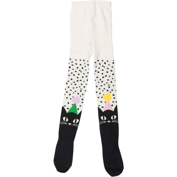 wauw capow by bangbang copenhagen poi poi tights - kodomo boston, free shipping.