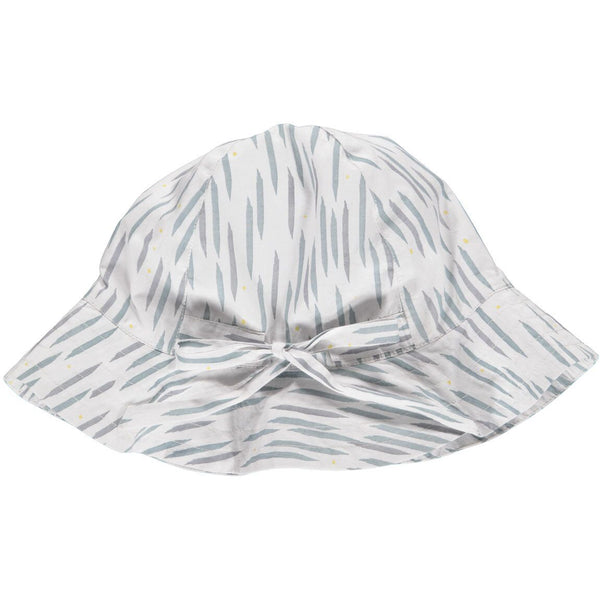 marmar copenhagen alba kids hat moondust blue stripe