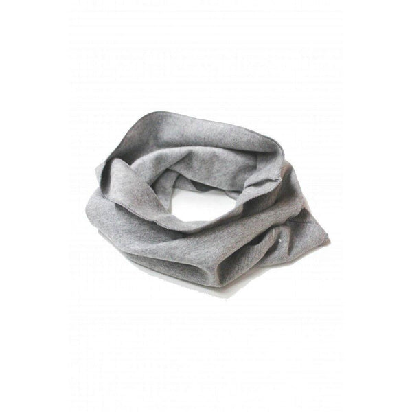gray label endless scarf  grey melange - kodomo