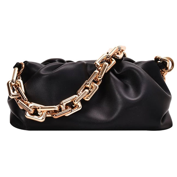 Oversized Chain Bag