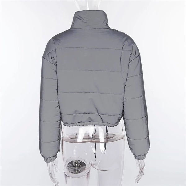 Reflective Padded Jacket