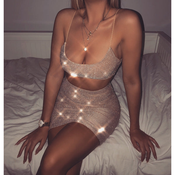 Shimmer Two Piece