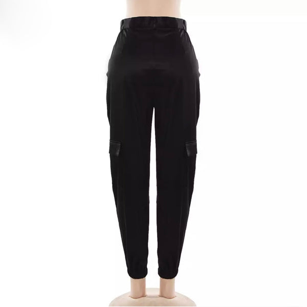 Reflective Panel Trousers