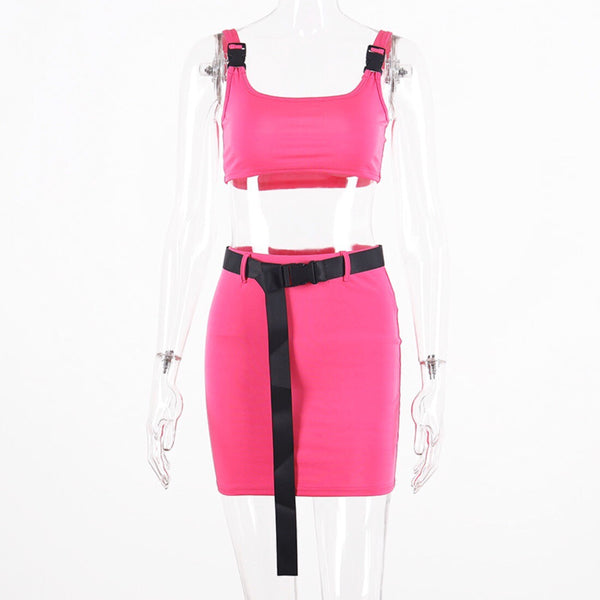 Buckle Two Piece