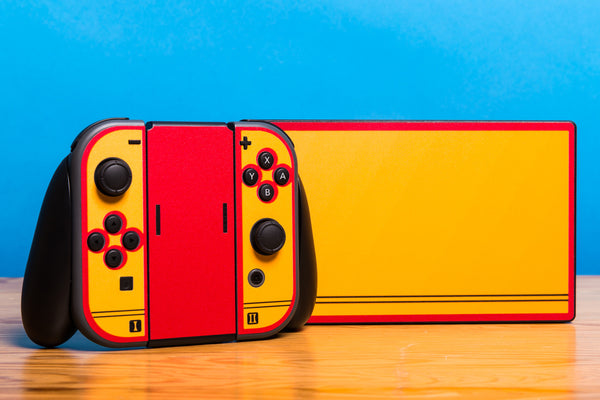 Nintendo Switch Famicom Skin