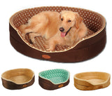 Reversible All Season Dog Bed
