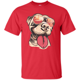 Vintage Pit Bull T-Shirt - The Definition Of Cool!