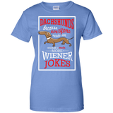 Limited Edition - Dachshunds Are An Excuse For Wiener Jokes T-shirt