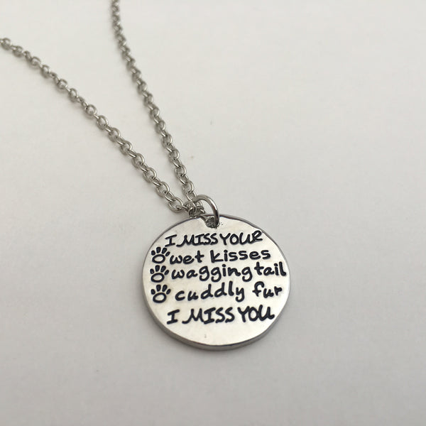 Wet Kisses Necklace