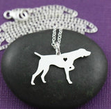 German Short Haired Pointer Necklace