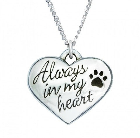 Jewelry - Always In My Heart Necklace