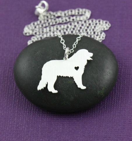 Jewelry - Bernese Mountain Dog Necklace